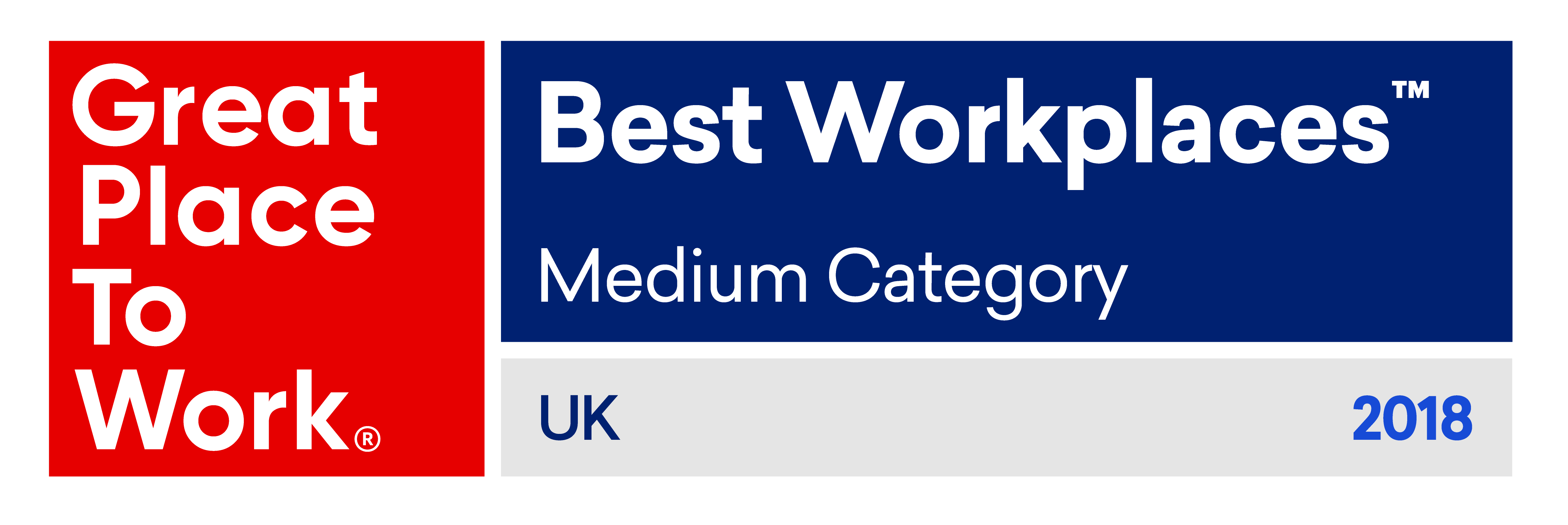Catalyst is a top 50 UK Best Workplace 2018