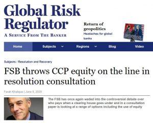Image of Christian Lee in global risk regulator