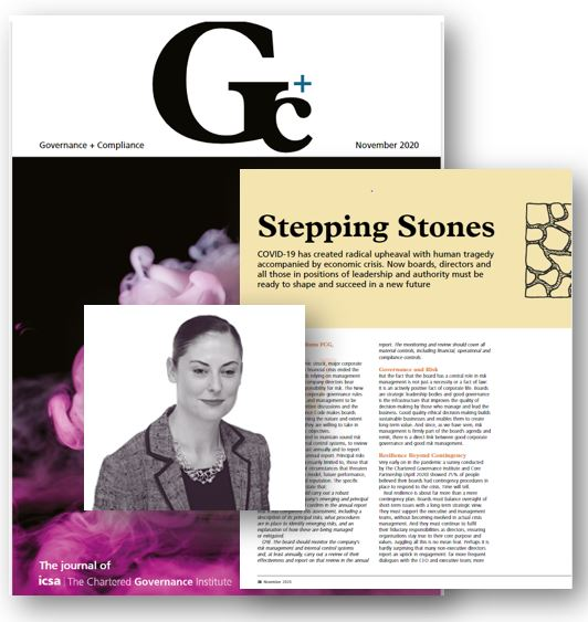 Shelley Doorey Williams ICSA article picture