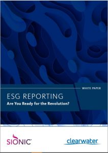 ESG Reporting - Are you ready?